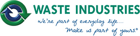 Waste Industries - we're part of everyday life... make us part of yours