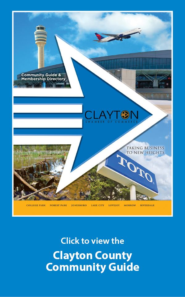 Clayton County Flip Book Icon